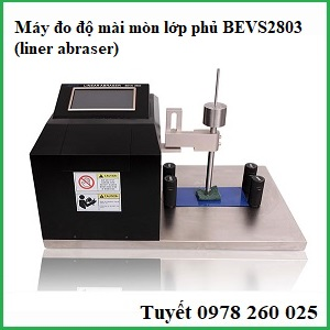 Máy đo độ mài mòn lớp phủ BEVS2803