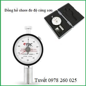 Đồng hồ shore đo độ cứng